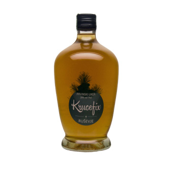 Krucefix-Handcrafted-liqour-mountain-pine-europe-slovenia-limited